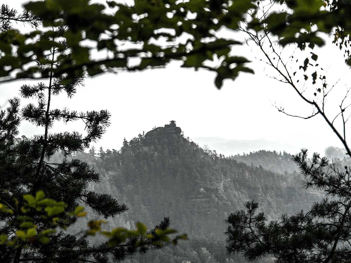 Wanderführer Böhmische Schweiz