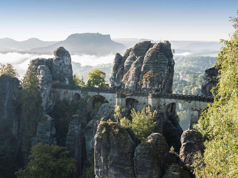 Bastei - Felsgebiet