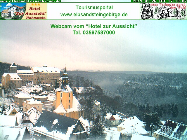 Webcam Sächsische Schweiz